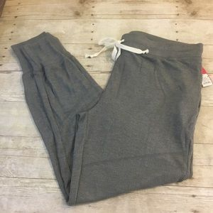 Xhilaration Jogger Sleep Pants Lounge Waffle